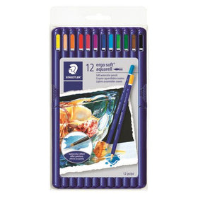 Ergosoft Aquarell Watercolor Pencils