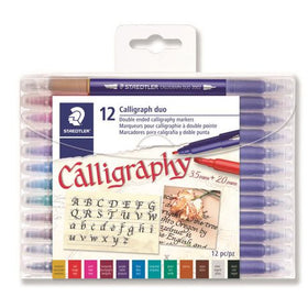 Calligraph Double Ended Markers