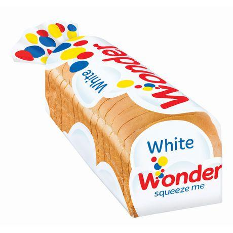 Wonder White Sliced Bread