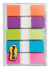 Post-it Assorted Colour Flags