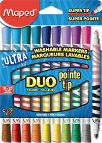 Duo Color Color'peps Markers