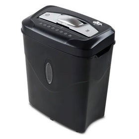 10 Sheet Cross-Cut Paper And Credit Card Shredder