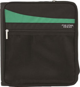 "Xpanz Binder 1.5"" with Bungee Closure"