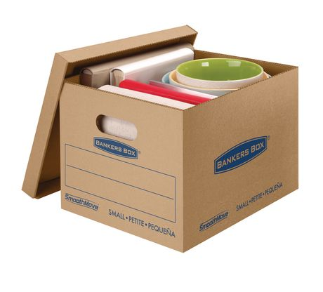 Bankers BoxSmoothMove™ Prime Moving Boxes - Small