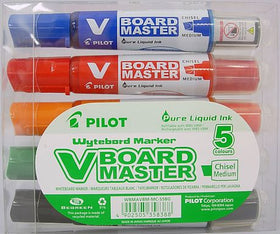 Begreen V-Board Master Whiteboard Assorted Markers