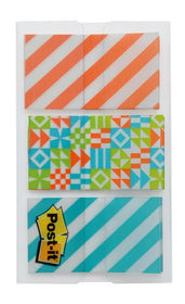 Post-it Carnival Pattern Flags