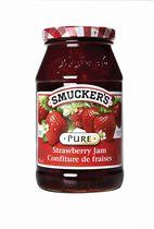 Smucker's Pure Strawberry Jam