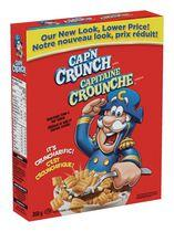 Cap'n Crunch® Sweet Corn and Oat Cereal