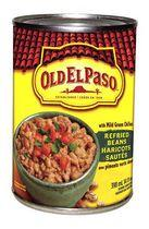 Old El Paso Mild Green Chilies Refried Beans