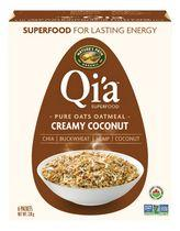 Nature's Path Qi'a Hot Oats Creamy Coconut