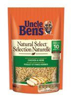 Uncle Ben's Natural Select Chicken and Herb Rice