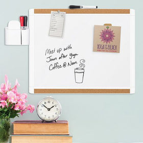 Pin It Frame Dry Erase Board