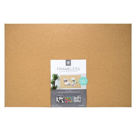 Frameless Bulletin Board Value Pack