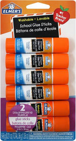 All Purpose And Disappearing Purple Glue Sticks