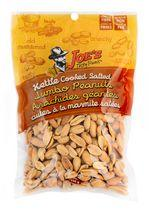 Joe's Tasty Travels Kettle Cooked Salted Jumbo Peanuts