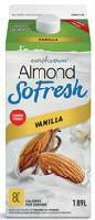 Earthsown Almond Fresh Vanilla fortified almond beverage