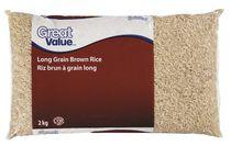 Great Value Long Grain Brown Rice