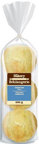The Bakery Calabrese Buns