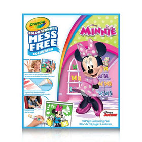 Color Wonder™ Book Minnie Mouse