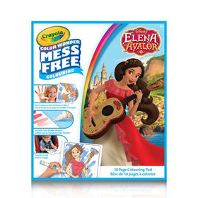 Elena of Avalor Colour Wonder Colouring Book
