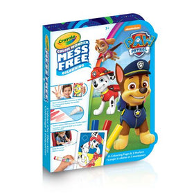 PAW Patrol On-The-Go Color Wonder Colouring Pad