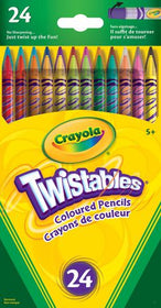 Twistables Coloured Pencils