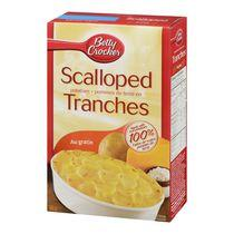 Betty Crocker Au Gratin Scalloped Potatoes