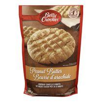 Betty Crocker Peanut Butter Cookie Mix