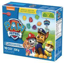 Betty Crocker Gluten Free Paw Patrol Special Edition Fruit Flavoured Snacks