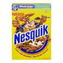 Nesquik Whole Grain Cereal