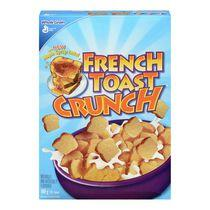 French Toast Crunch Maple Syrup Cereals