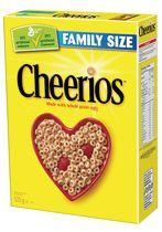 Cheerios™ Whole Grain Oats Cereal, Family Size
