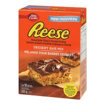Betty Crocker Reese Peanut Butter and Chocolate Frosting Dessert Bar Mix