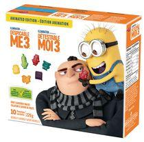 Betty Crocker Gluten Free Despicable ME3 Animated Edition Fruit Flavoured Snacks