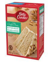 Betty Crocker SuperMoist Butter Pecan Cake Mix