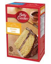 Betty Crocker SuperMoist Golden Cake Mix