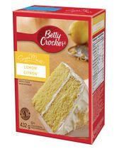 Betty Crocker SuperMoist Lemon Cake Mix