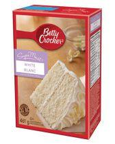 Betty Crocker SuperMoist White Cake Mix