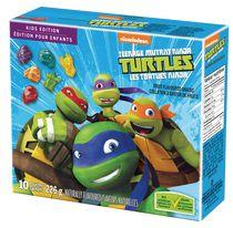 Betty Crocker Gluten Free Teenage Mutant Ninja Turtles Kids Edition Fruit Flavoured Snacks