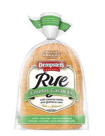 Dempster's® Country Caraway Rye with Caraway Seeds