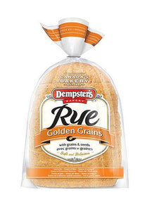 Dempster's® Golden Grains Rye with Grains and Seeds