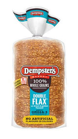 Dempster's 100% Whole Grains Double Flax Bread