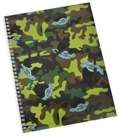 Trolls Boys' Notebook