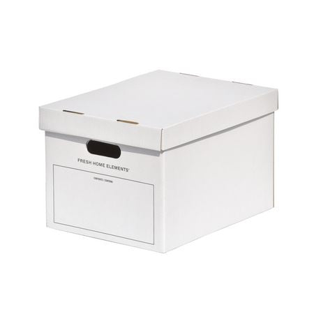 File Storage Boxes