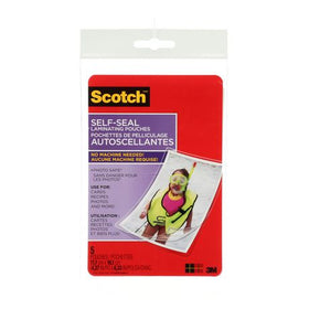 ScotchSelf-Sealing Laminating Pouch