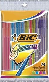 Shimmers Assorted Pens