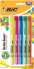 Brite Liner Chisel Tip Highlighter