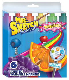 Scented Washable Markers