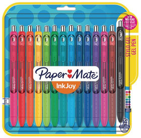 Inkjoy Medium Point Assorted Gel Pens