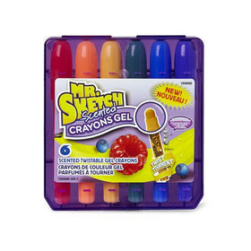 Assorted Scented Twistable Gel Crayons